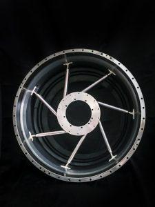 Rear Turbine Bearing Support